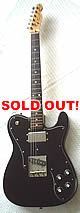 中古エレキギター:Squier by fenderTelecaster custom